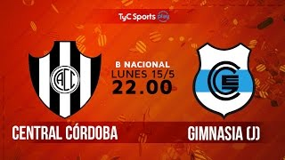 Central Cordoba vs Gimnasia J full match