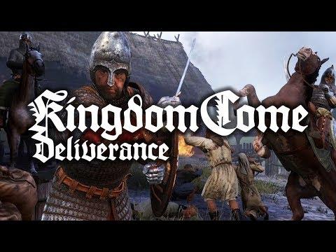 Tod den Geldfälschern 🎮  KINGDOM COME: DELIVERANCE #010