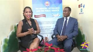 NIGEL CLARKE GIVES TRANS JAMAICA IPO UPDATE, TALKS POSSIBLE TAX CUTS, DEBT AND GROWTH