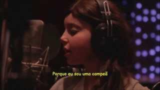 Olivia Wise - Cover de Katy Perry - Roar - Tradução - Legendas em Português.