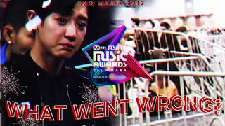 EXO vs MAMA 2017 ¿What went wrong?