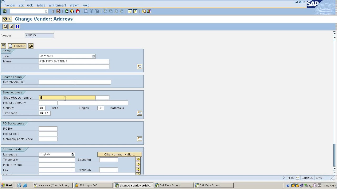SAP Over view of Change log  Master Record and Transnational Data Changes -  Live Demo