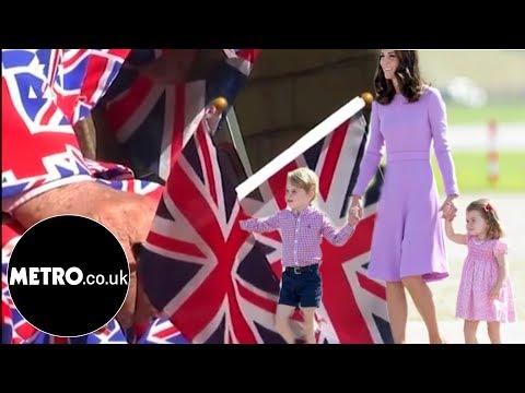 Kate Middleton Duchess of Cambridge Gives Birth to Royal Baby Boy | Metro.co.uk