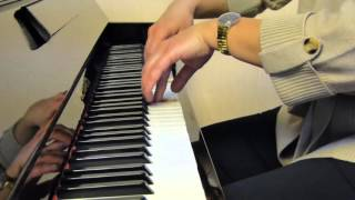 Упражнение для фортепиано Ганона - как научиться играть быстро урок с Ладой Лось