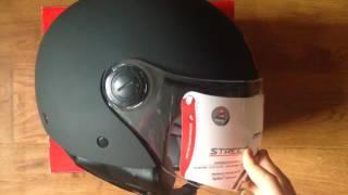 Шлем MT Street   Распаковка  Обзор