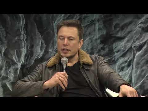 Elon Musk on danger of Artificial Intelligence | SXSW 2018