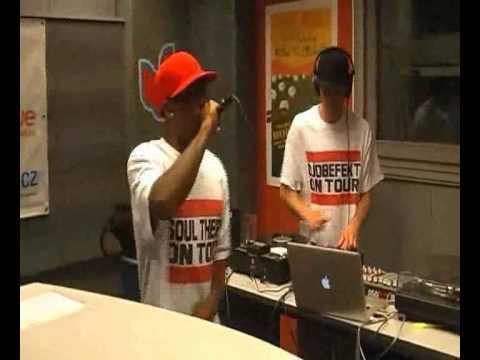 DB & soul theory live at radio wave part 3