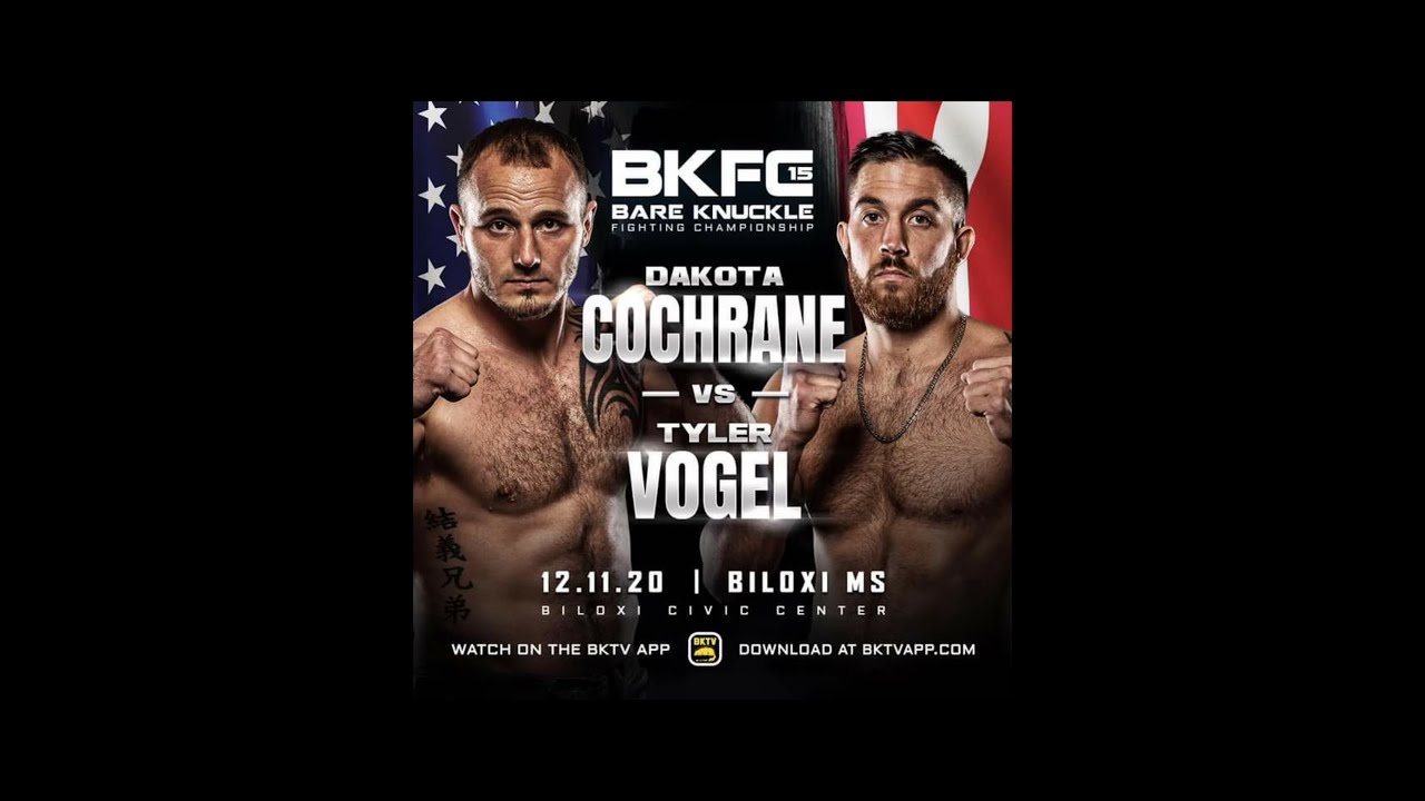 "The Room Podcast: Tyler ""The Truth"" Vogel Breaks Records at BKFC 14 and Talks BKFC 15"