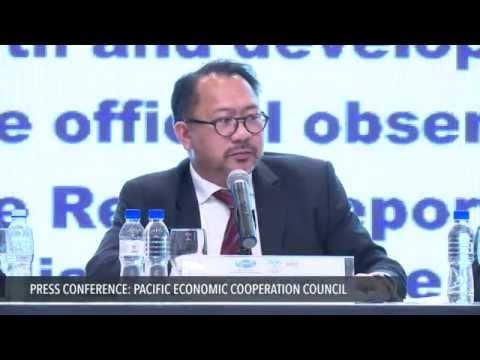 APEC 2015: Press conference with the Pacific Economic Cooperation Council