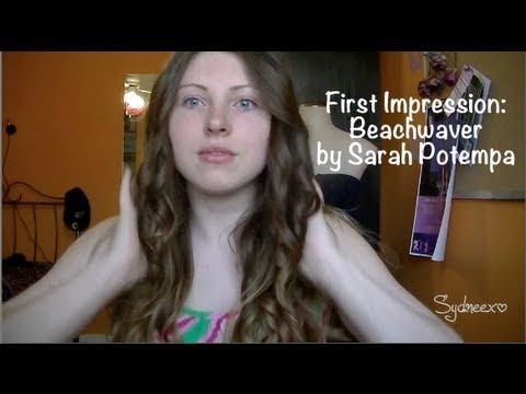 Beachwaver curling iron reviews