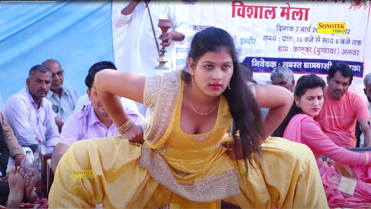 Download रुक्का पड़ गया सारे गाम में -Rukka Pad Gaya sare gam mein I Usha Jangra I Ladies Dance Geet I Sonotek