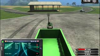 Lets Play Farming Simulator 2011 Platinum Edition - Ep 002