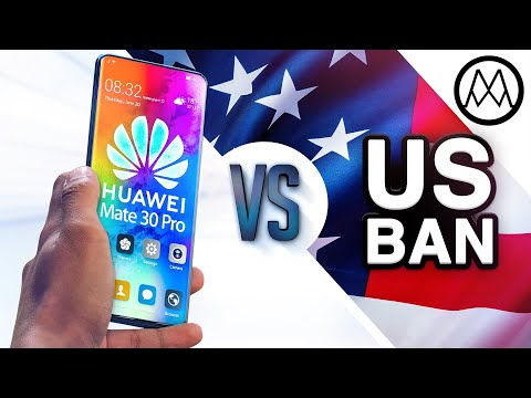 How Huawei CAN beat the US ban.