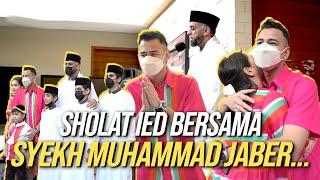 Download lagu ALHAMDULILLAH,LEBARAN TAHUN INI NAGITA UDAH HAMIL, KELUARGA DEKAT SHOLAT IED DI ANDARA ....
