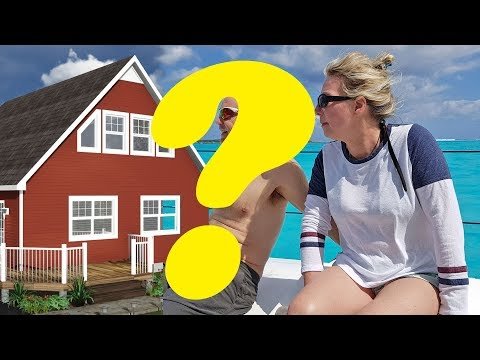 The HOUSE or the BOAT? - Sailing Luckyfish
