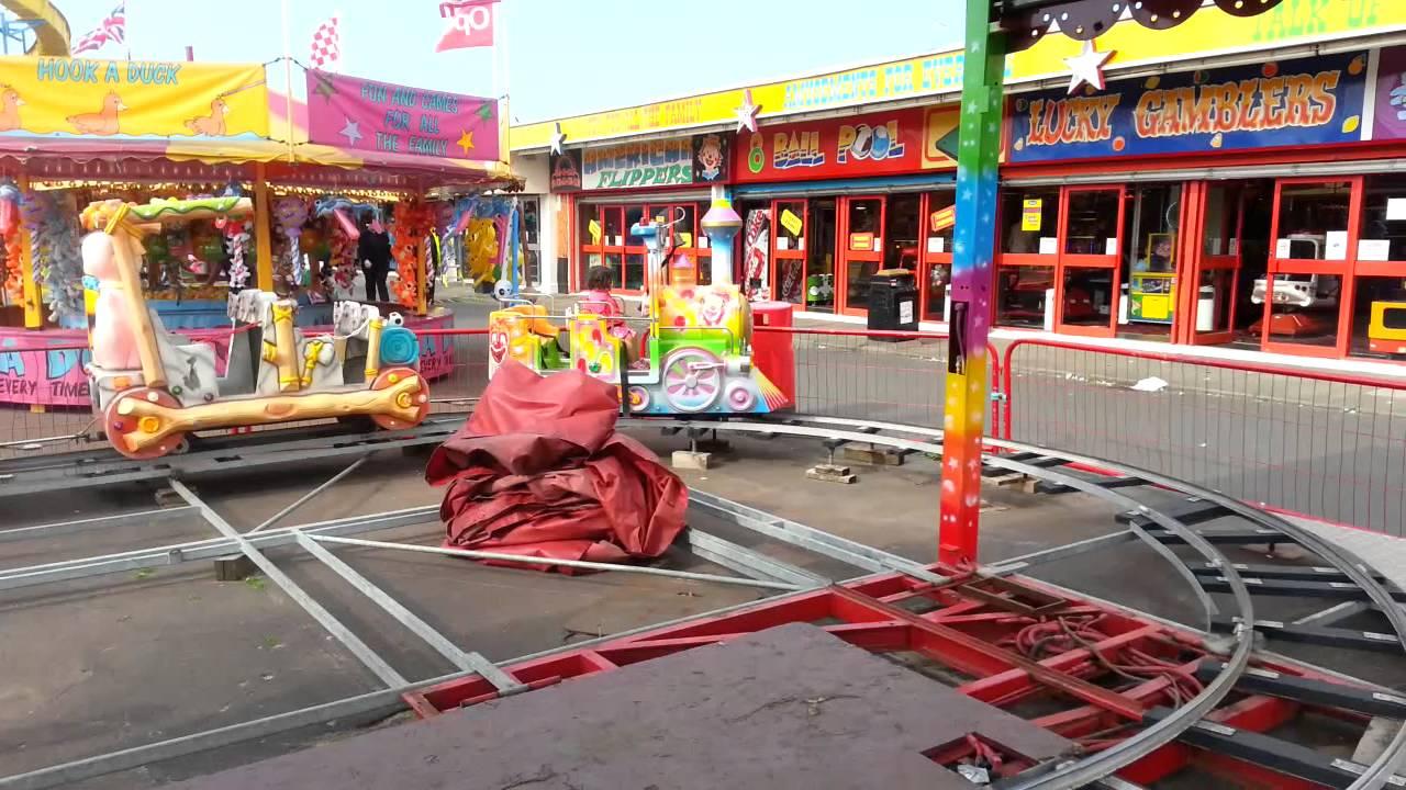 Ocean Beach Amusement Park South Shields