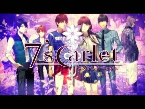 PS Vita「7'scarlet」 挿入歌ムービー