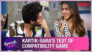 Test of compatibility: Kartik Aaryan and Sara Ali Khan's HILARIOUS answers