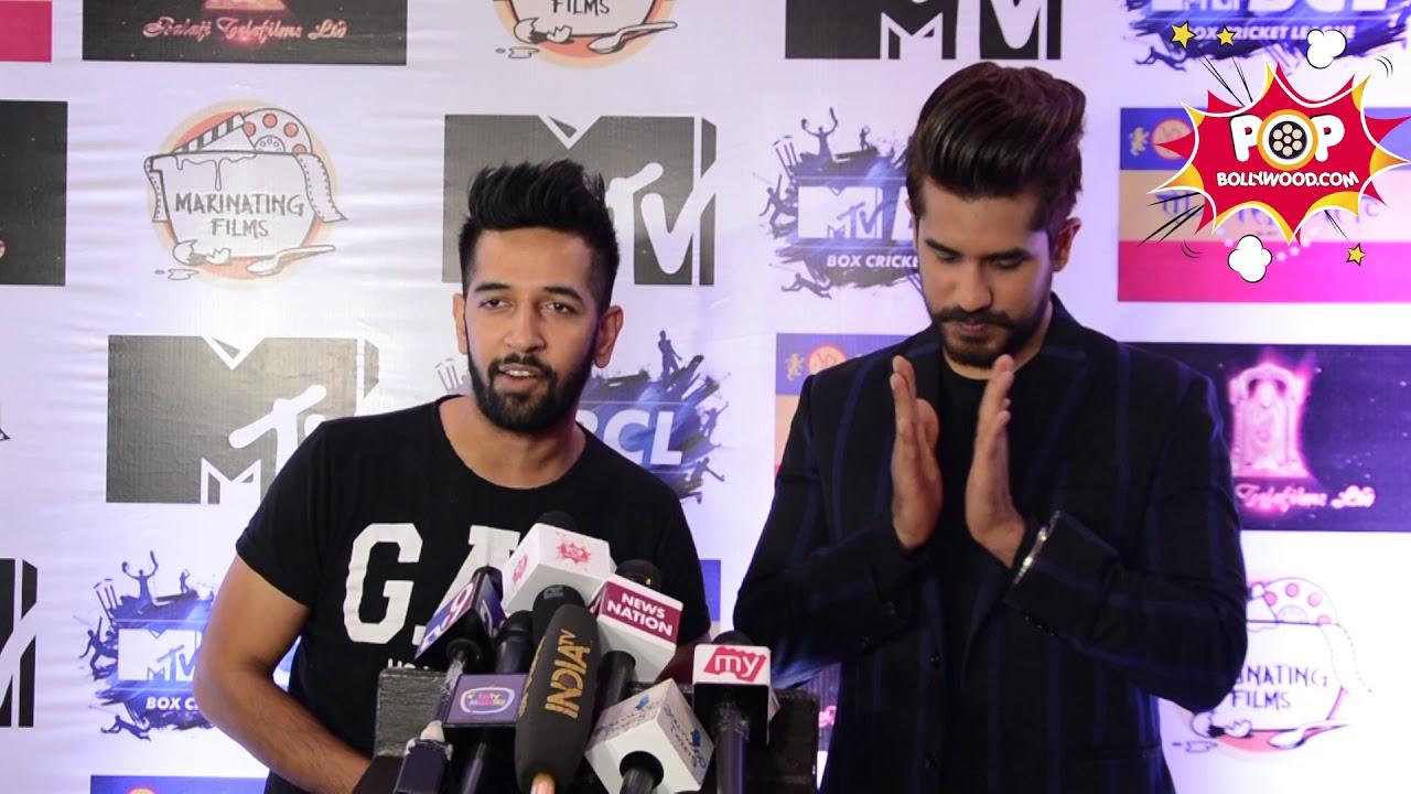 Exclusive Interview With Suyyash Rai - BCL Season 3 | Launch MTV Box  Cricket League