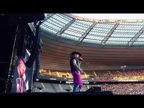 Civil War - Guns N'Roses - Paris Stade de France 2017
