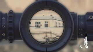 Hitman Episode 3 Marrakesh - Sniper Assassin