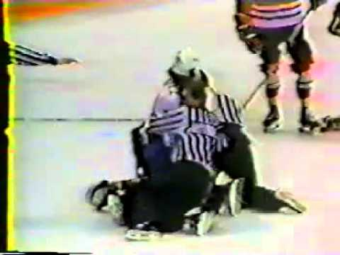 Jerry Dupont vs Perry Turnbull Dec 13, 1983