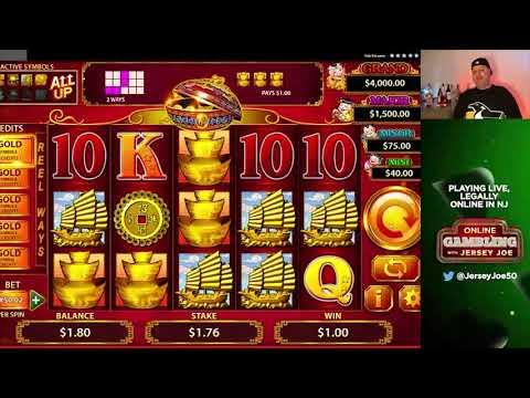 88 Fortunes Slot Machine LIVE [Online Gambling With Jersey Joe # 27]