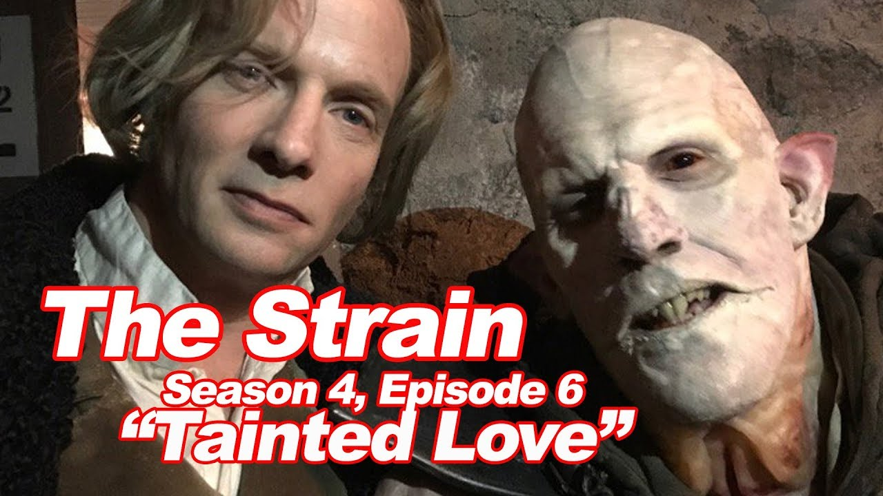 """Download The Strain: Season 4, Episode 6: """"Tainted Love"""" - Got Your Milk podcast"""