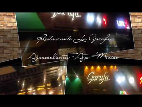 Brasileiros vivendo no México - Restaurante La Garufa - Aguascalientes - Ags - México