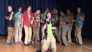Brick City Singers - Dreaming of You (The Coral) - A Cappella