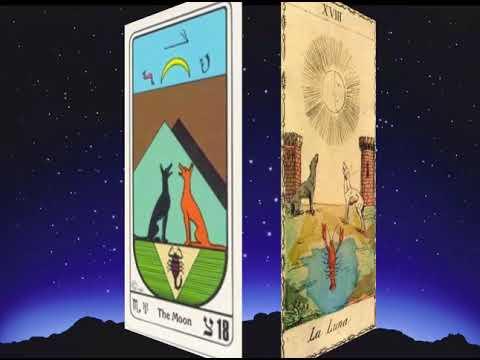 Video135. Programa de radio Arquetipos y Mundo Interno. La Luna