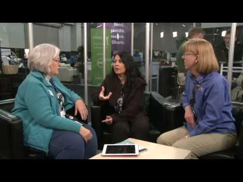 DearMYRTLE LIVE! @ #RootsTech with Sonia Meza (Spanish & English)