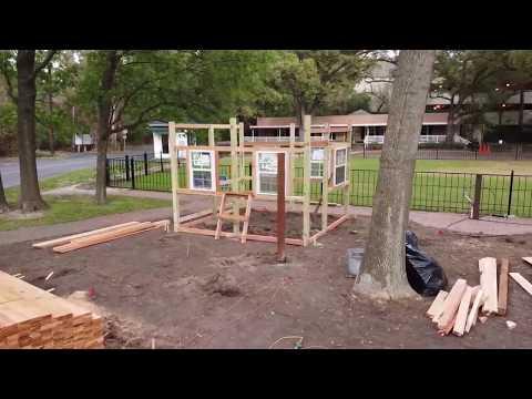 The Fay School Chicken Coop & Garden Build