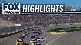 Pennzoil 400 at Las Vegas | NASCAR ON FOX HIGHLIGHTS