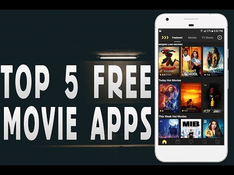 5 Best FREE Movie Streaming Apps For Android 2019
