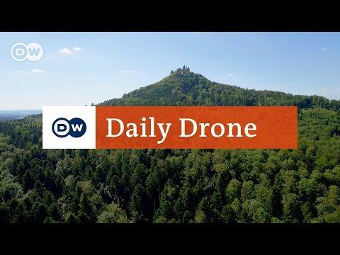 #DailyDrone: Hohenzollern Castle
