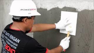 Pemasangan Keramik Dinding