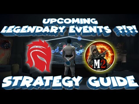 Get prepared for the Potential Upcoming Events  star wars galaxy of heroes swgoh