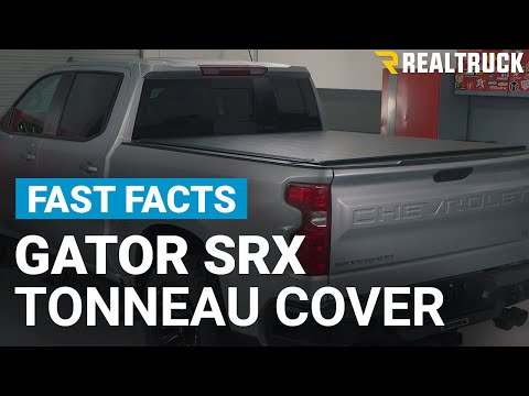 Gator Srx Roll Up Tonneau Cover Fast Facts On A 2019 Gmc Sierra 1500 Youtube