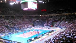 SportowePodhale.pl - Doping mecz Polska - Rosja (siatkówka)