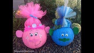 Troll Pumpkins