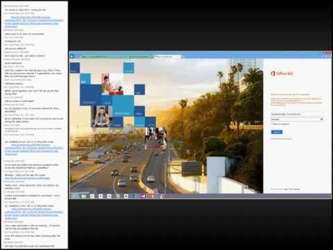 Ignite Webcast - Office and SharePoint App Model