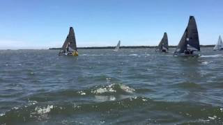 VX Ones at Sperry Charleston Race Week