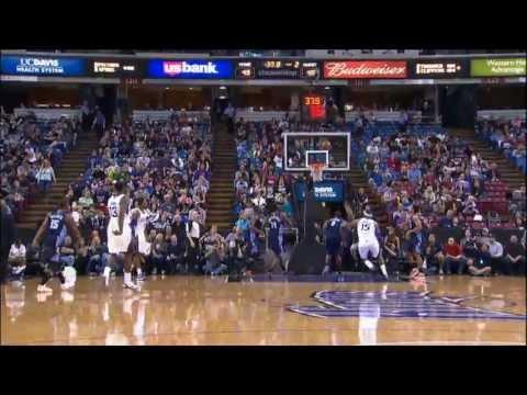 Sacramento Kings Top 10 Plays of the 2013 Season