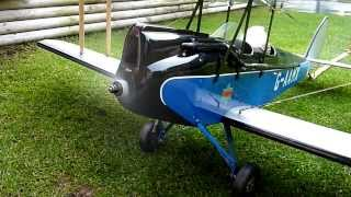 OS FS-70 in a Seagull Gipsy-Moth