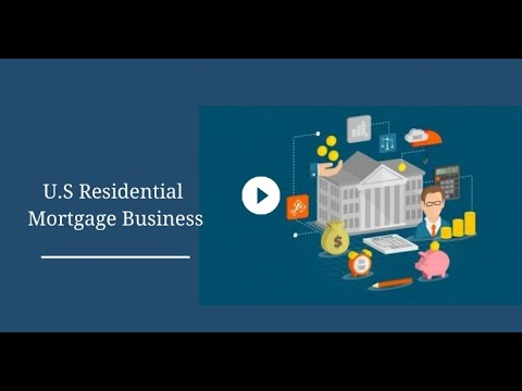 U. S. Residential Mortgage Overview   Fundamentals   Analysis   Starweaver