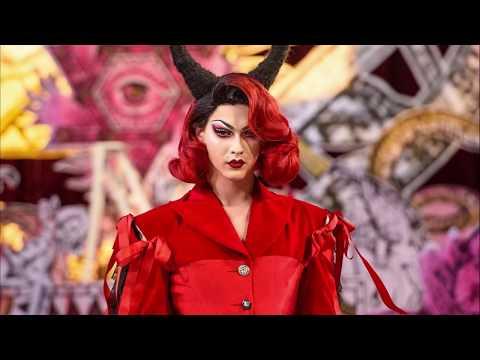 "Satanic Illuminati Fashion Show Held In Anglican ""Church"" In 2017"