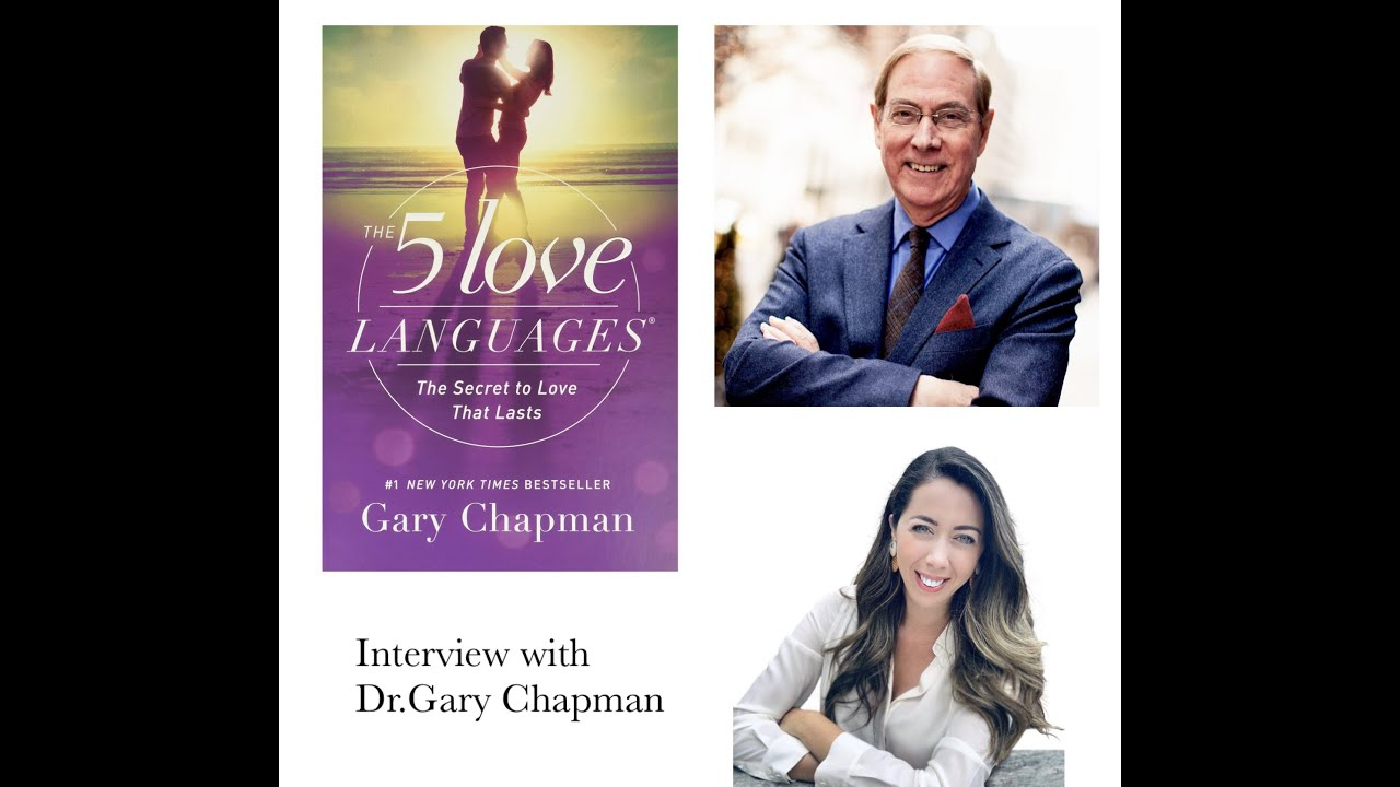5 Love Languages - Dr.Gary Chapman and Ipek Aykol Interview