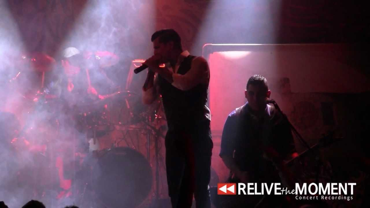 2012.04.19 Upon A Burning Body - Showtime (Live in Joliet, IL)