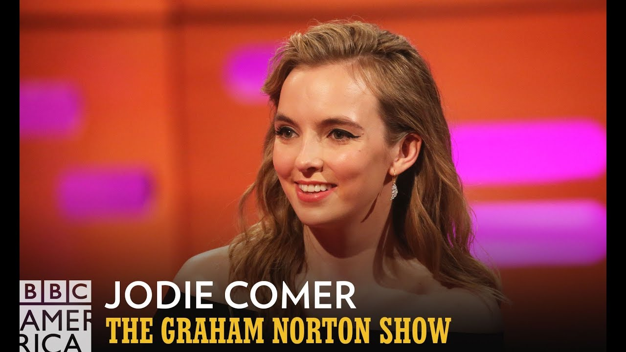 Download Jodie Comer's Accents Slay   The Graham Norton Show   BBC America